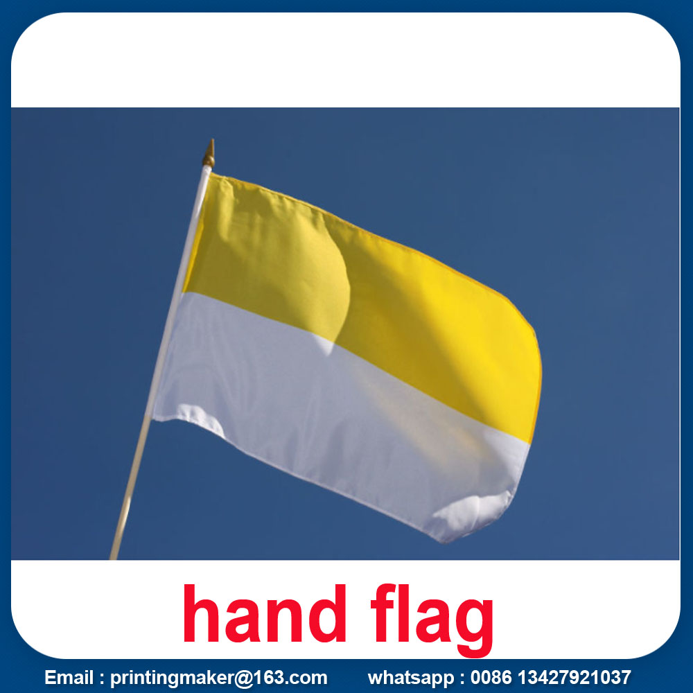 country hand flag