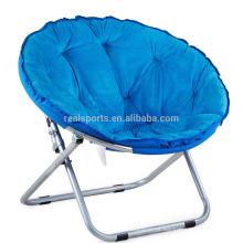 Estilo da cadeira da lua e mobília ao ar livre uso geral espreguiçadeira cadeira dobrável cadeira reclinável