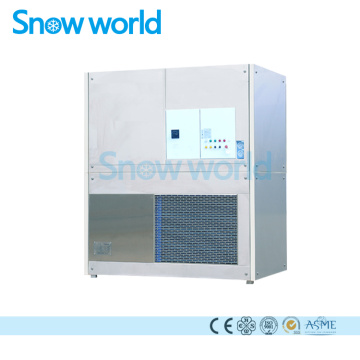 Снежный мир Instrustrial Plate Ice Machine 5T