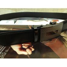 Men Leather No Hole Belts (YC-140613)
