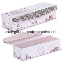 Magnetic Flap Paper Pencil / Pen Holder Box Paper Sationery Box