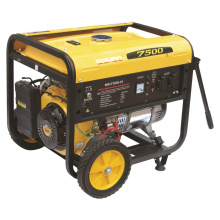 6000W Nennleistung wirtschaftlicher Benzin-Generator 6kw Benzin-Generator (WH7500-H)