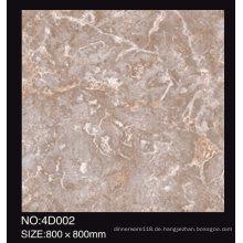 Rustikale keramische Bodenfliese / glasierte Porzellan-Bodenfliese