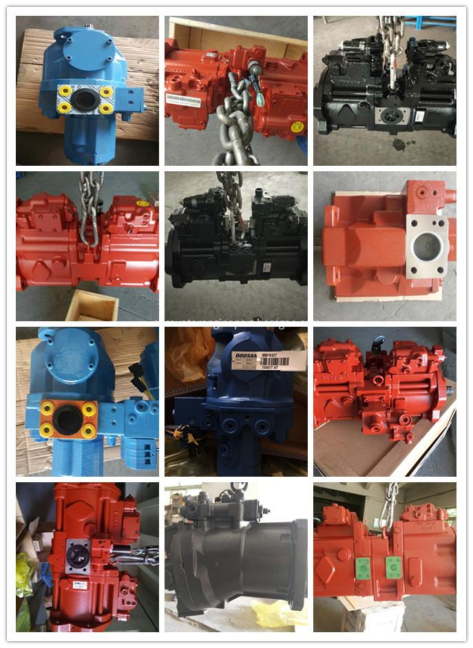 Excavator Hydrauclic Main Pump