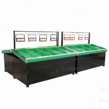 Metal Vegetable Rack Display Shelf From Yuanda Company