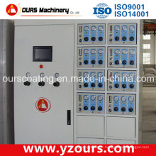 Controlador de velocidade do sistema de controle elétrico automático