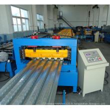 Machine de formage de plancher de plate-forme