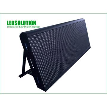 Pantalla LED de interior y exterior SMD P10 Perímetro