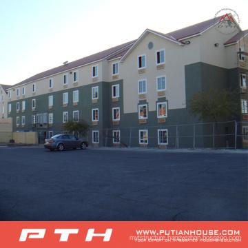 Prefabricated Light Steel Villa House as Modular Apartment Building