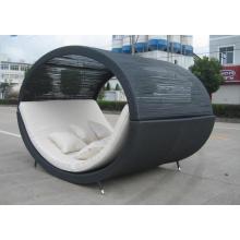 Outdoor PE Rattan Swing Chair Furniture