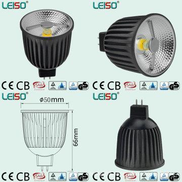 LED Spotlight with TUV/SAA/ERP Certificate
