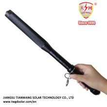 Dispositivo de descarga eléctrica de autodefensa con luz LED (TW-1108L)