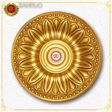 Panneau artistique de haute qualité Gold PS pour décoration intérieure
