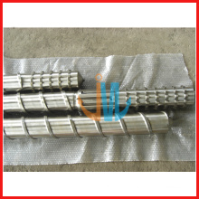Blow moulding machine screw and barrel with best qualtiy