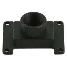 professional precision black anodization 6061 Aluminum CNC Machining Drilling parts Camera parts