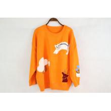 Custom Plus Size Women's Slim Loose Sweater