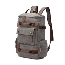 Best Men Travel Canvas Mochila escolar grande y grande