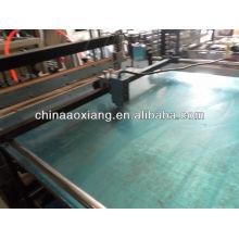 Computer control rolling T-shirt & flat bag making machine fully automatic paper bag making machine