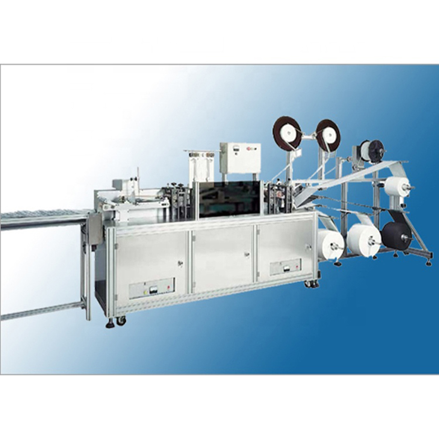 Duckbill Mak Machine Fully Automatic