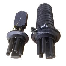 Fechamento de encadernação de fibra óptica selado termodiminível