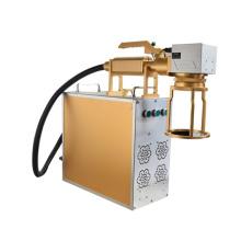Handheld fiber laser marking machine Mini Handheld 20w 50w portable fiber laser for metal