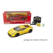 R / C Modèle Ferrari (Licence) avec le Meilleur Matériel