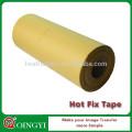 Gelbe Hot-Fix-Klebebandrolle in Klebeband