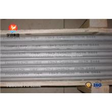 Alloy 625 Inconel Tubing ASME SB444 Seamless Tube