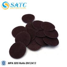 60-240 grit preto s / c mudança rápida de discos de condição de superfície