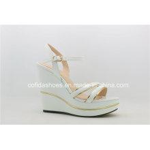 Sexy Elegant High Heels Wedges Women Sandals