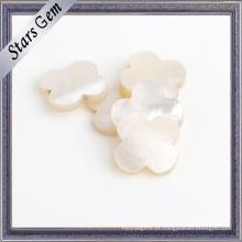 Pedra semi-preciosa popular extravagante da flor Shape10mm da flor extravagante