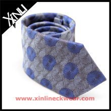 Mens Designer Jacquard de seda por atacado italiano Mens gravatas