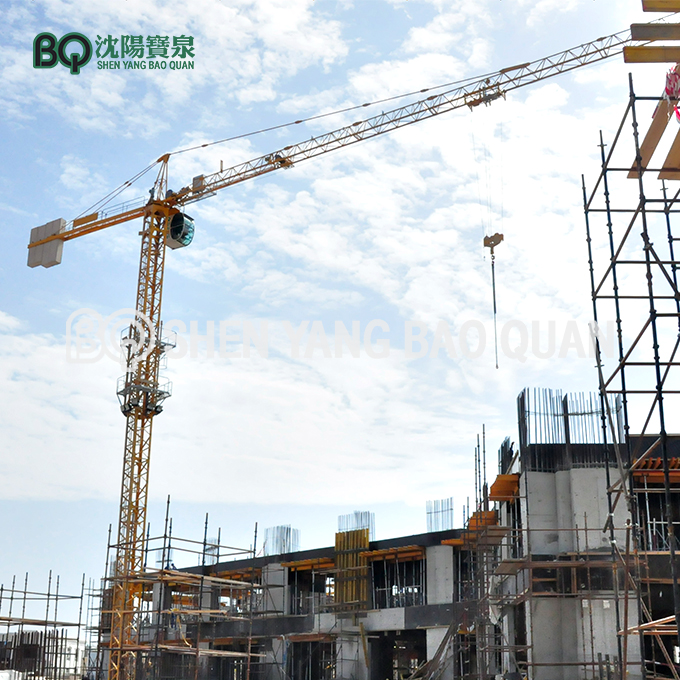 Ght5013 5 Tower Crane