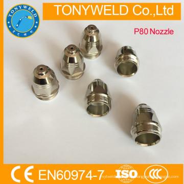 Gasschneiden Verbrauchsmaterial Schneiddüse Panasonic p80 Schneidzubehör