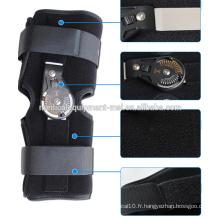 Manteau professionnel au genou professionnel, genouillère respirant MSLKB02