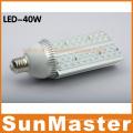 Source lumineuse de réverbère de la CE et d'Approbate 40W LED (SLD12-40W)