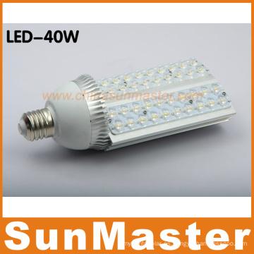 CE y aproba la fuente de luz de calle del LED 40W (SLD12-40W)