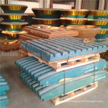 Jaw Plate for Jaw Crusher-High Manganese Steel