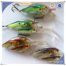 CKL016 10 cm china atacado alibaba isca de pesca componente de manivela molde