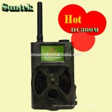 12MP 1080P HD im Freien drahtlose GSM MMS Sicherheit Eingebaute PIR-Sensor-Überwachungskamera