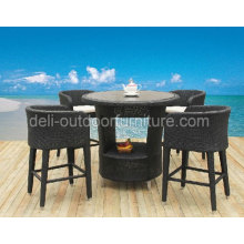 Outdoor Unique Bar Tables Furniture Sets