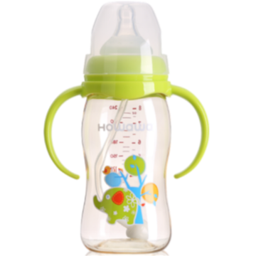 PPSU Nursing Bottle Dengan Wide Neck 8oz