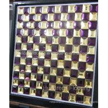 Mosaic Wall Tile Diamond Mirror Mosaic (HD059)