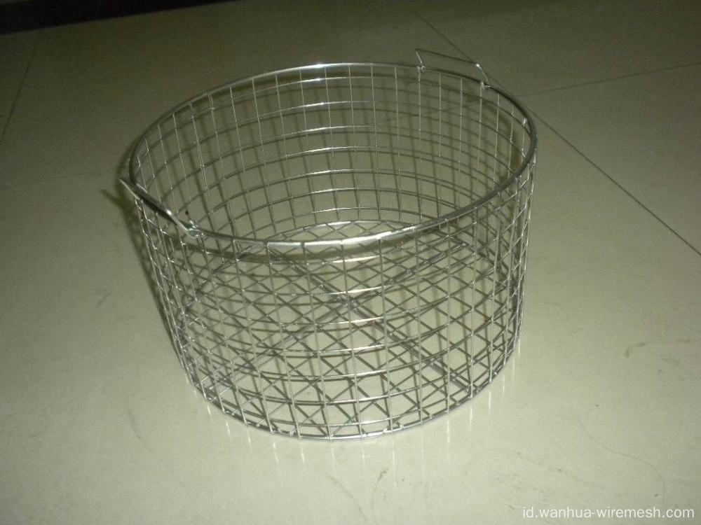 keranjang stainless steel wire mesh