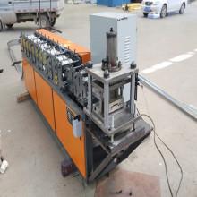 Rolo de aço do obturador porta rolo dá forma à máquina