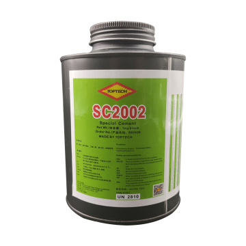 SC2002 Cold bonding glue and curing agent