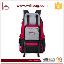 Sac à dos Outdoor Mountbinger de sac à dos de grande capacité de camping