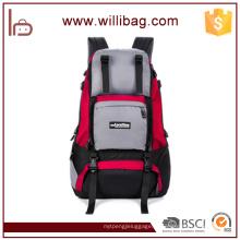 Grande capacidade de acampamento ao ar livre mochila mochila montanhista