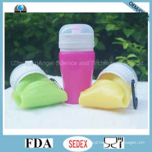 Christmas Holiday Gift 200ml Kid's Children Cup com Silicone Scu03
