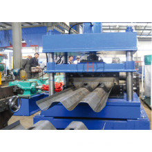 Three Wave Guard Railway Roll Forming Machine